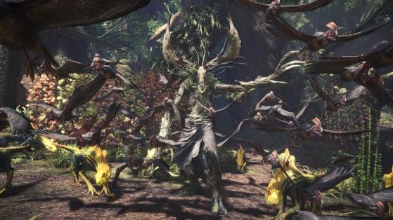 Guide Monster Hunter World : Witcher 3 - Leshen