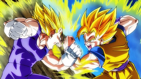 Dragon Ball Legends : Goku SSJ3 et Vegeta SSJ2, nouveaux sparkings