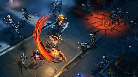 Diablo Immortal serait bientôt prêt à sortir d'après NetEase