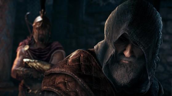 Assassin's Creed Odyssey : DLC, chapitre 3, compétences