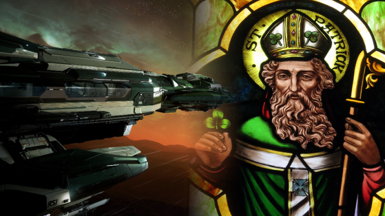 Star Citizen : Ventes de la Saint Patrick 2019