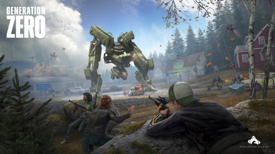 Test Generation zero sur PC, Xbox One, PS4