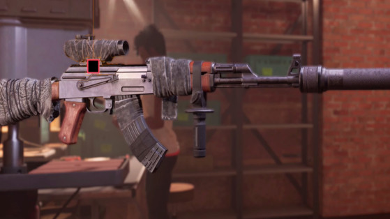 Guide The Division 2 : Fusil Impitoyable, arme exotique