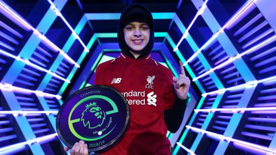 FIFA 19 : F2Tekkz, premier champion de la ePremier League