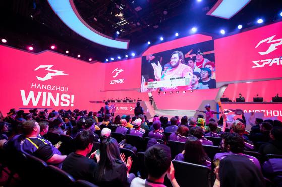 Overwatch League 2019, OWL 2019 : Hangzhou Spark, poisson d'avril