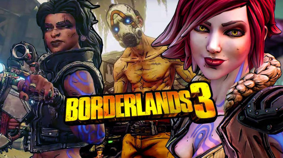 Borderlands 3 : boite, versions, éditions, collector, bonus, contenu