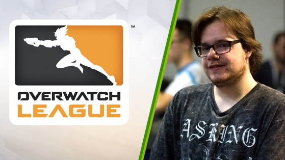 Le français Asking n'ira pas chez LA Valiant, en Overwatch League 2019