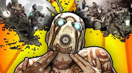 Steam contre le review-bombing de Borderlands