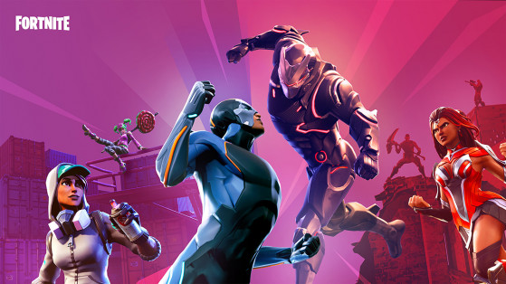 fortnite battle royale - epic games fortnite proteger son compte