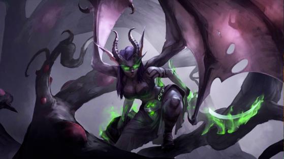 WoW 8.2 : Changements sur le Chasseur de démons