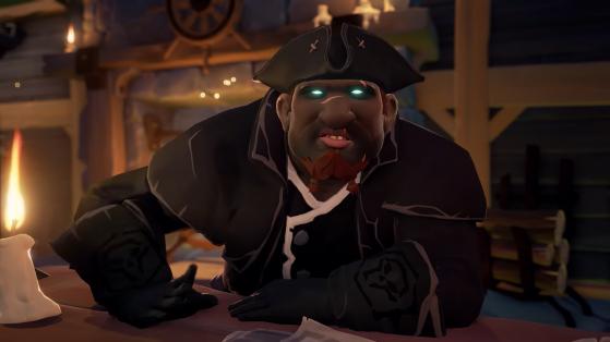 Je vais vous conter une fabuleuse histoire - Sea of thieves
