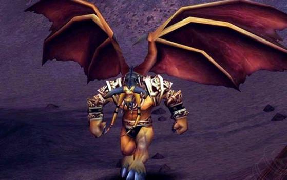 Le Seigneur Kazzak - World of Warcraft