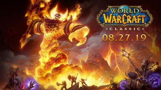 WoW Classic : Date de sortie et annonce officielle