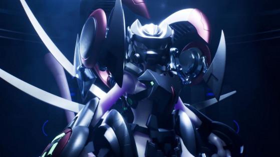Pokemon : Armored Mewtwo, exclusif au film Mewtwo Contre-attaque
