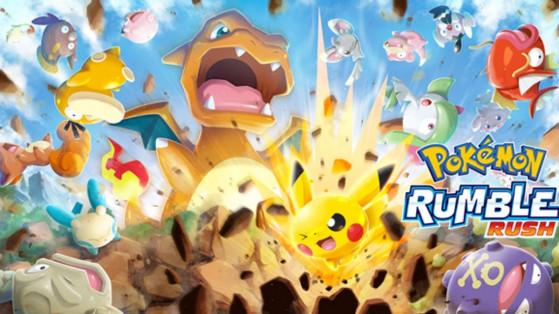 Pokemon Rumble Rush : date de sortie, IOS, android