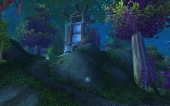 Arrêtez de construire des tours moins hautes que les arbres !! - World of Warcraft