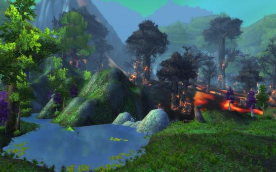 Que vous jouiez aujourd'hui ou sur WoW Classic, vous ne regretterez pas votre passage à Orneval. - World of Warcraft