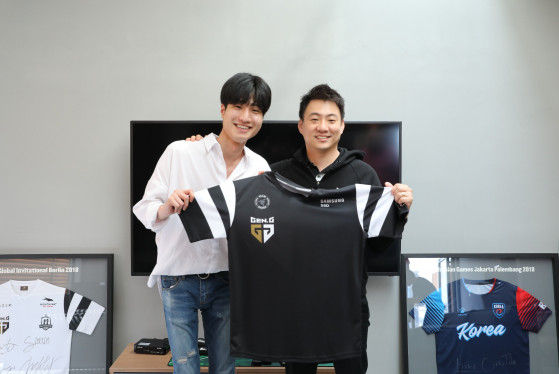 LoL - LCK 2019 : Kuzan rejoint Gen.G
