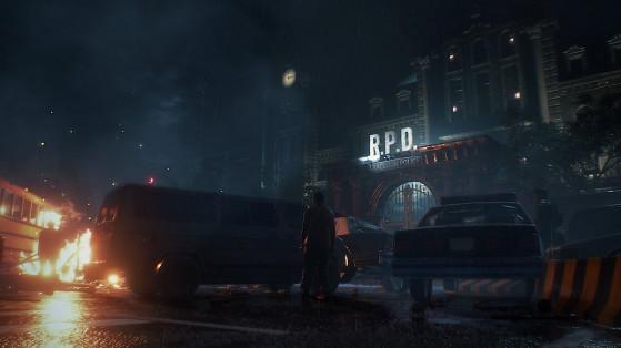 Soluce Resident Evil 2 : commissariat de Racoon City