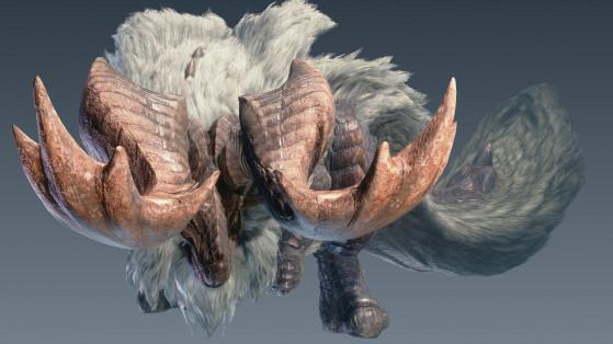 Monster Hunter World Iceborne : Banbaro, monstre
