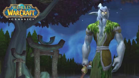 World of Warcraft Classic : Druide, guide de classe
