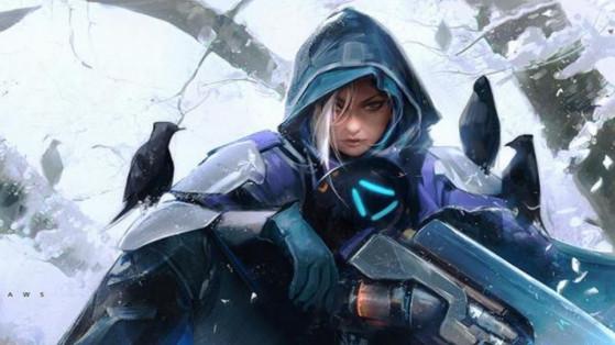 Overwatch : artwork des 30 héros en version Magic The Gathering