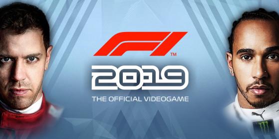 Test F1 2019 sur PS4, Xbox One et PC