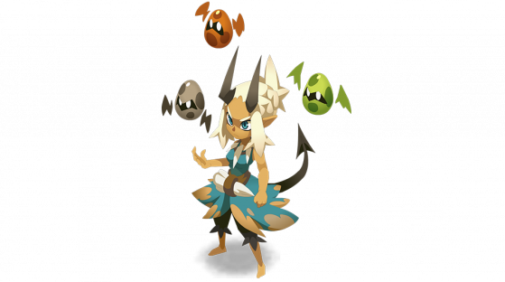 Nouvelle Gardienne de Donjon : The Mother Of Dragoeuf - Dofus