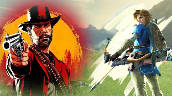Zelda Breath of the Wild 2 inspiré par Red Dead Redemption 2