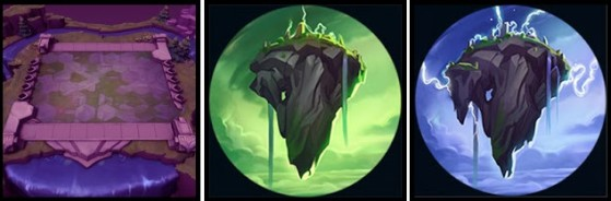 Season T1 Map Chroma, Seasonal Summer Icon, Seasonal Summoner Icon 2 - Combat Tactique