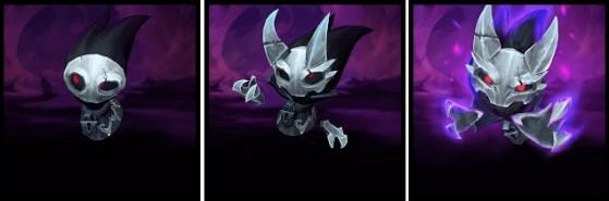 Shadowmask Hauntling - Combat Tactique