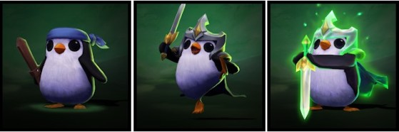 Pengu Featherknight - Combat Tactique