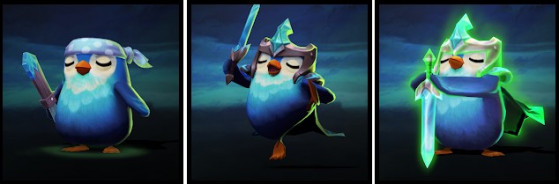 True Ice Featherknight - Combat Tactique