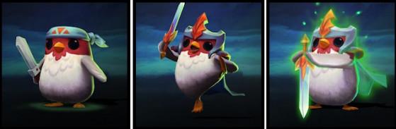 Extra Spicy Featherknight - Combat Tactique