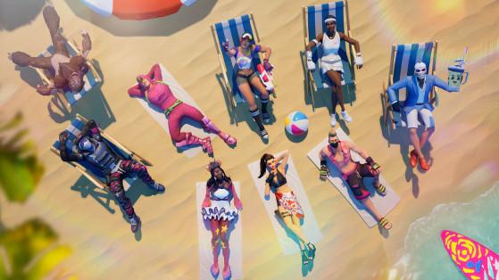 Fortnite : 14 jours d'été, les défis et récompenses de l'événement
