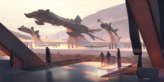 Star Citizen : La Première Guerre Tevarin