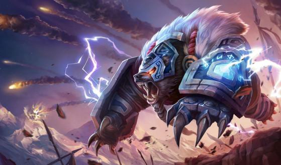 À défaut d'être God Tier en SoloQ, Volibear est OP en ARAM - League of Legends