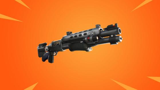 Fortnite : nouveau fusil à pompe tactique épique et légendaire
