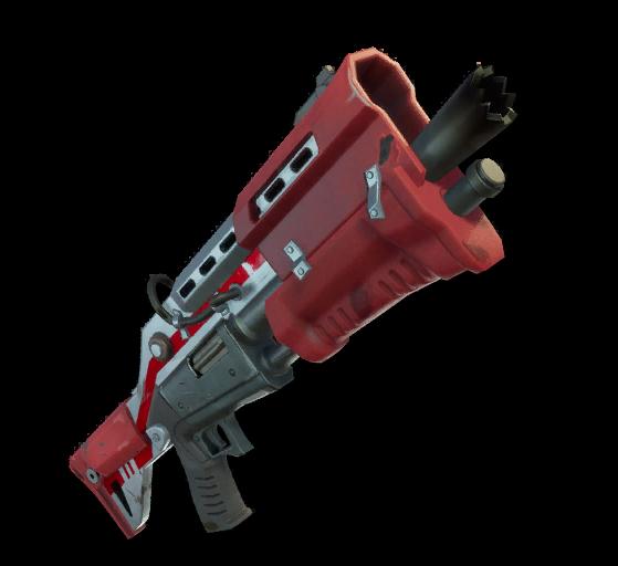 Le fusil à pompe tactique de base. - Fortnite : Battle royale