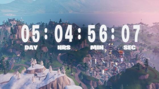 Fortnite : on connait la date de l'événement de fin de la saison 9