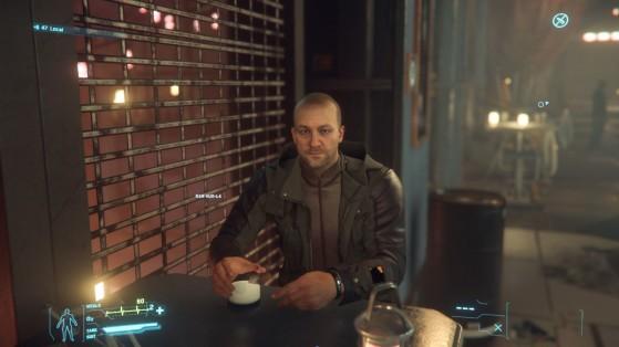 Star Citizen : Les missions de Miles Eckhart