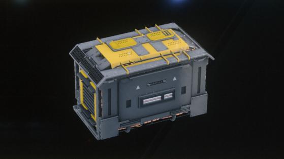 Star Citizen : La centrale énergétique FullForce Pro
