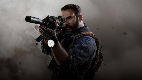 Call of Duty Modern Warfare : apparition du Tamagunchi en multijoueur