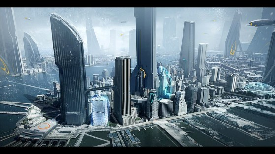 Star Citizen : Histoire moderne de l'UEE