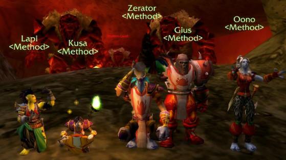 WoW Classic : Fin du Projet Classic de ZeratoR en collaboration avec Method