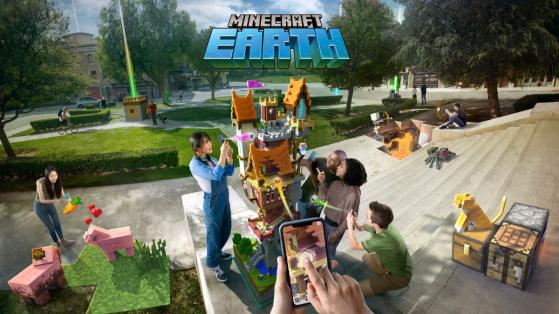 Minecraft Earth : liste des matériaux et blocs disponibles