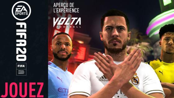 FIFA 20 : la démo avec Volta est disponible sur PS4, PC et Xbox One