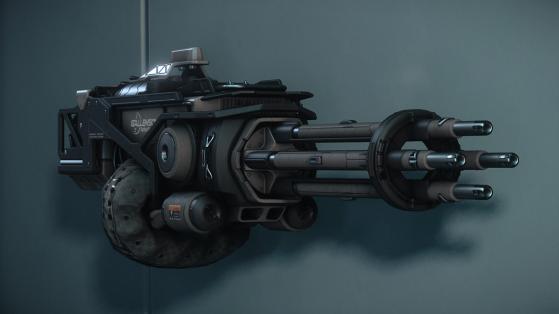 Star Citizen : Arme YellowJacketGT-210