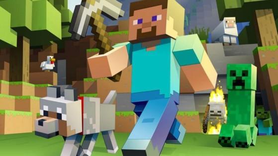 Minecraft Earth : mobs et animaux, la liste complète