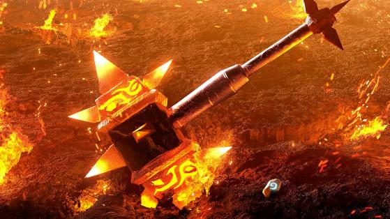 WoW Classic : World First Sulfuras, Main de Ragnaros, Arme légendaire